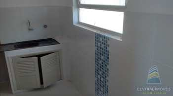 Kitnet, código 3285 em Praia Grande, bairro Guilhermina