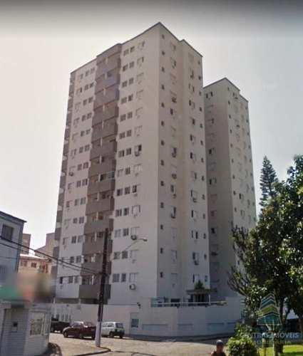 Apartamento, código 3407 em Praia Grande, bairro Guilhermina