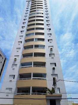 Apartamento, código 3440 em Praia Grande, bairro Guilhermina