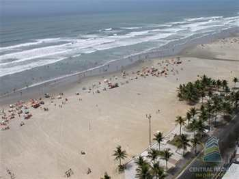 Apartamento, código 4239 em Praia Grande, bairro Aviação