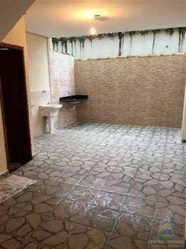 Sobrado de Condomínio, código 4085 em São Vicente, bairro Catiapoa