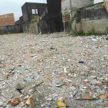 Terreno em São Vicente, bairro Vila Margarida