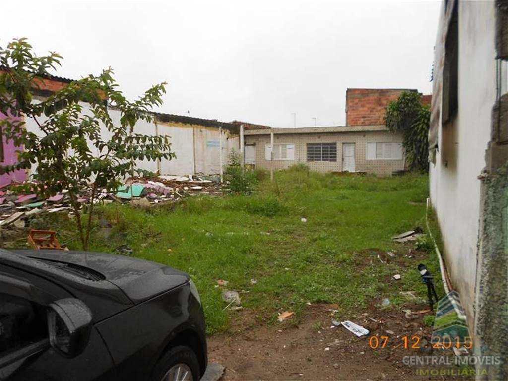 Terreno em São Vicente, no bairro Jardim Rio Branco