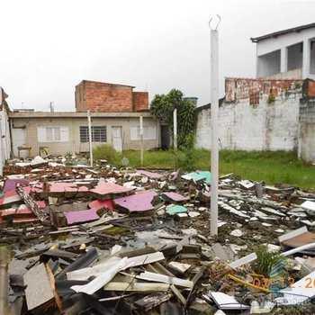 Terreno em São Vicente, bairro Jardim Rio Branco