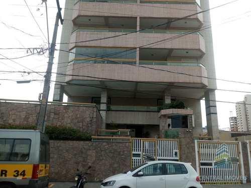 Apartamento, código 4352 em Praia Grande, bairro Tupi