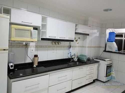 Apartamento, código 4418 em Praia Grande, bairro Forte