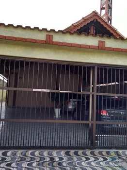 Casa de Condomínio, código 4455 em Praia Grande, bairro Aviação
