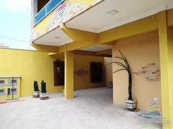 Sobrado de Condomínio, código 4487 em Praia Grande, bairro Mirim