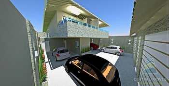 Casa de Condomínio, código 4600 em Praia Grande, bairro Maracanã