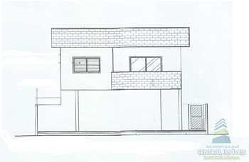 Casa de Condomínio, código 4721 em Praia Grande, bairro Boqueirão