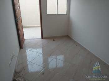 Casa de Condomínio, código 4900 em Praia Grande, bairro Nova Mirim