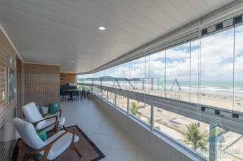 Apartamento, código 4917 em Praia Grande, bairro Aviação
