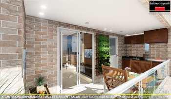 Apartamento, código 4940 em Praia Grande, bairro Canto do Forte