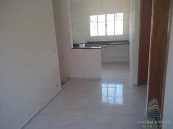 Casa de Condomínio, código 4975 em Praia Grande, bairro Antártica