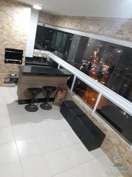 Apartamento, código 5015 em Praia Grande, bairro Guilhermina