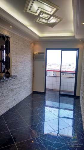 Apartamento, código 5245 em Praia Grande, bairro Tupi