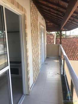 Casa de Condomínio, código 5381 em Praia Grande, bairro Mirim