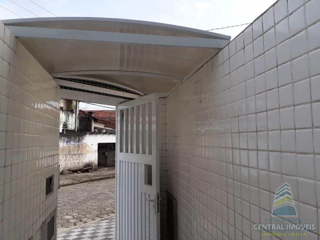 Sobrado de Condomínio em São Vicente, no bairro Vila Cascatinha