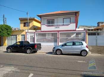 Sobrado de Condomínio, código 5792 em Praia Grande, bairro Tupiry