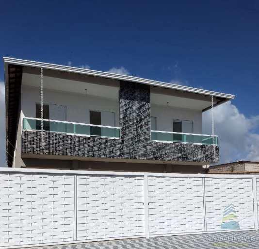 Sobrado de Condomínio em Praia Grande, no bairro Glória