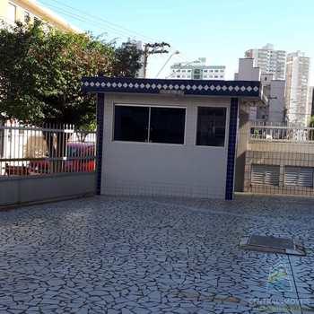 Sala Living em Praia Grande, bairro Canto do Forte