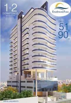 Apartamento, código 6090 em Praia Grande, bairro Guilhermina
