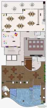 Apartamento, código 6144 em Praia Grande, bairro Guilhermina