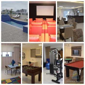 Apartamento, código 6238 em Praia Grande, bairro Guilhermina