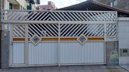 Casa, código 6349 em Praia Grande, bairro Tupi