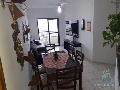 Apartamento, código 6440 em Praia Grande, bairro Tupi