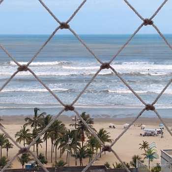 Cobertura em Praia Grande, bairro Guilhermina