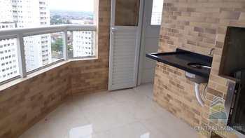Apartamento, código 7053 em Praia Grande, bairro Guilhermina