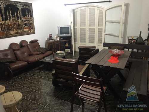Apartamento, código 7366 em Praia Grande, bairro Mirim