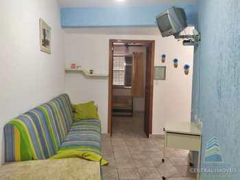 Kitnet, código 7396 em Praia Grande, bairro Boqueirão