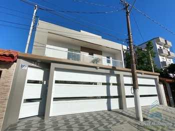 Sobrado de Condomínio, código 7506 em Praia Grande, bairro Guilhermina