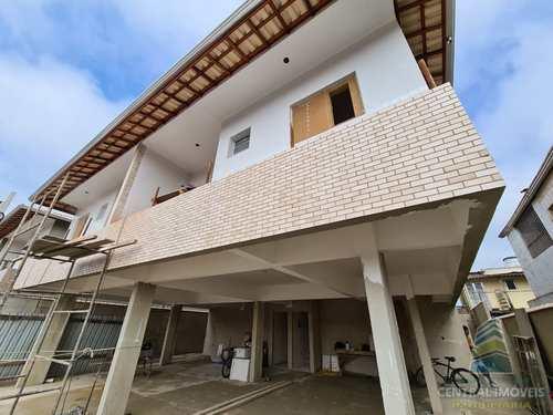 Casa de Condomínio, código 8339 em Praia Grande, bairro Sítio do Campo