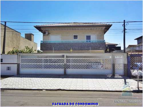 Casa de Condomínio, código 8862 em Praia Grande, bairro Sítio do Campo