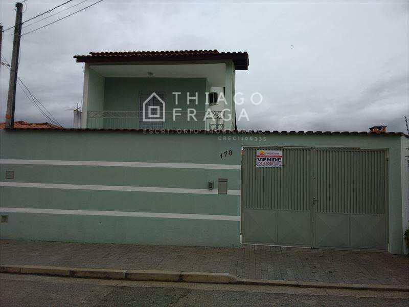 Casa em Sorocaba, no bairro Jardim Maria do Carmo
