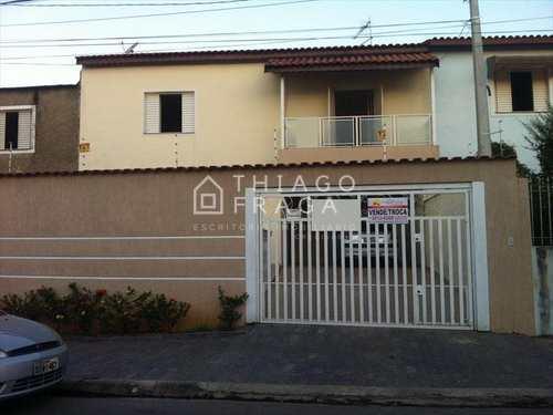 Sobrado, código 516 em Sorocaba, bairro Jardim Maria do Carmo