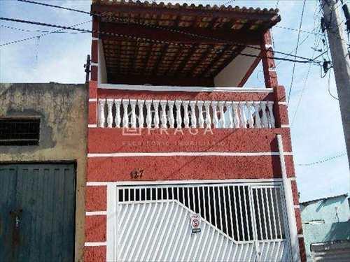 Sobrado, código 464 em Sorocaba, bairro Ipiranga