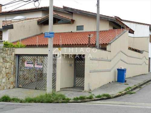 Sobrado, código 88 em Sorocaba, bairro Vila Augusta
