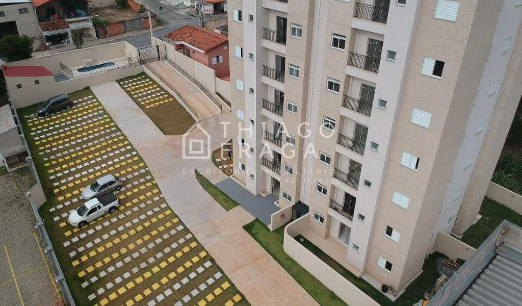 Apartamento em Sorocaba, bairro Retiro São João