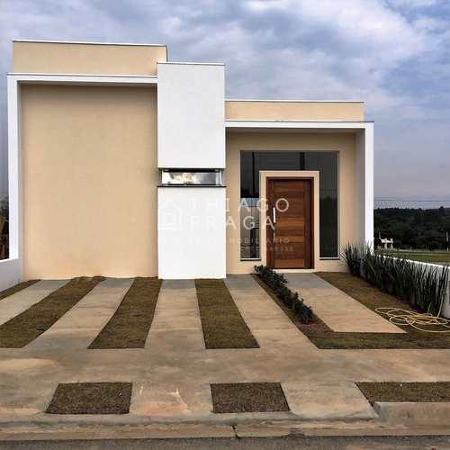 Casa de Condomínio, código 857 em Sorocaba, bairro Cajuru do Sul