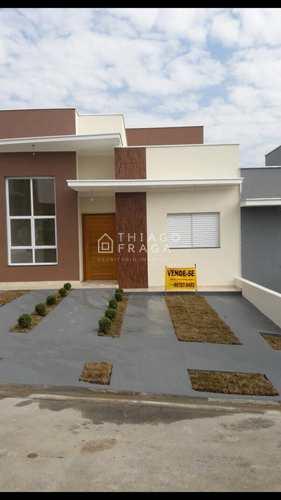 Casa de Condomínio, código 992 em Sorocaba, bairro Jardim Golden Park Residencial
