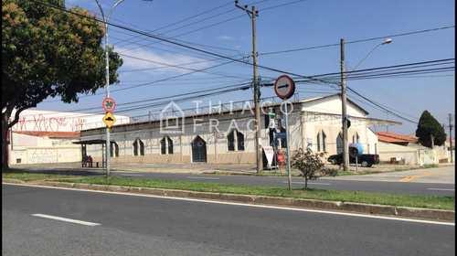 Salão, código 1020 em Sorocaba, bairro Vila Gabriel