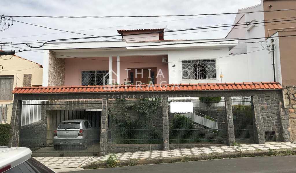 Casa em Sorocaba, bairro Jardim Santa Rosália
