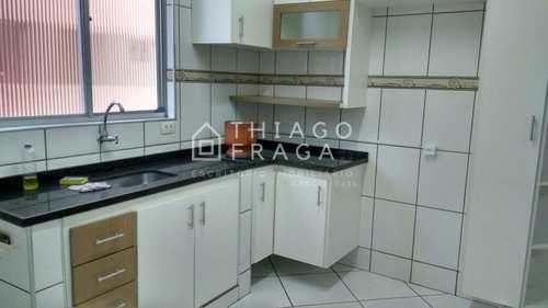 Apartamento, código 1101 em Sorocaba, bairro Jardim Saira