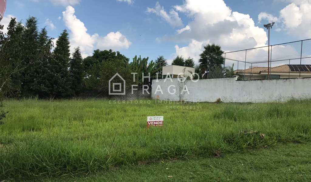 Terreno de Condomínio em Itu, bairro Parque Village Castelo