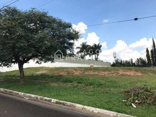 Terreno de Condomínio, código 1158 em Itu, bairro Parque Village Castelo