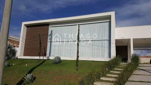 Casa de Condomínio, código 1164 em Araçoiaba da Serra, bairro Village Ipanema I